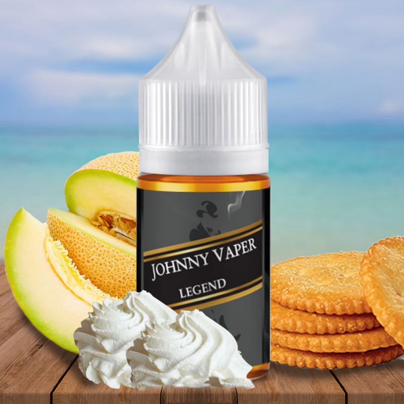 Johnny Vaper Legend - 30ml Premium Likit